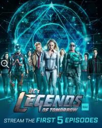 Легенды завтрашнего дня 5 сезон скачать бесплатно в хорошем качестве