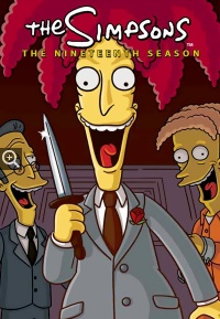 Симпсоны 19 сезон скачать бесплатно в хорошем качестве