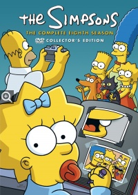 Симпсоны 8 сезон скачать бесплатно в хорошем качестве
