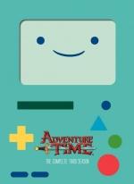 Постер Время приключений 3 сезон