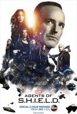 Постер Агенты Щ.И.Т. 5 сезон