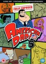 Постер Американский папаша 5 сезон
