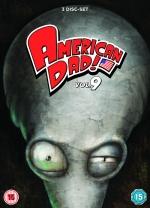 Постер Американский папаша 9 сезон