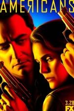 Постер Американцы 6 сезон