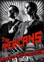 Постер Американцы 1 сезон