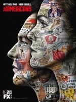 Постер Американцы 3 сезон