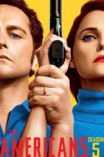 Постер Американцы 5 сезон