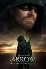 Постер Стрела 8 сезон