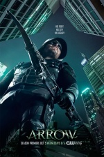 Постер Стрела 5 сезон