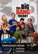 Постер Теория большого взрыва 3 сезон