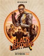 Постер Черная молния 2 сезон