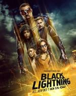 Постер Черная молния 3 сезон