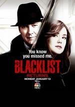 Постер Чёрный список 2 сезон