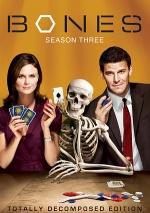 Постер Кости 3 сезон