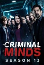 Постер Мыслить как преступник 13 сезон