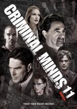 Постер Мыслить как преступник 11 сезон