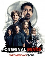 Постер Мыслить как преступник 12 сезон