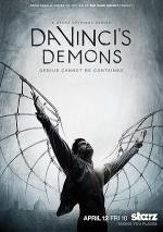 Постер Демоны Да Винчи 1 сезон