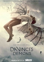 Постер Демоны Да Винчи 2 сезон