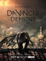 Постер Демоны Да Винчи 3 сезон