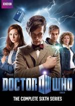 Постер Доктор Кто 6 сезон