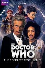 Постер Доктор Кто 10 сезон