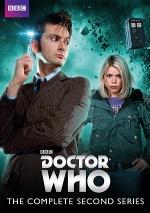 Постер Доктор Кто 2 сезон