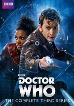 Постер Доктор Кто 3 сезон