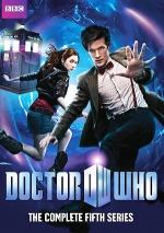 Постер Доктор Кто 5 сезон