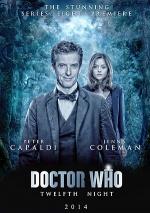 Постер Доктор Кто 8 сезон