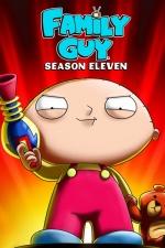 Постер Гриффины 11 сезон