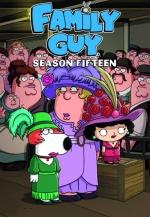 Постер Гриффины 15 сезон