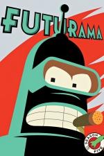 Постер Футурама 5 сезон