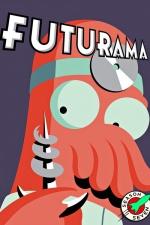 Постер Футурама 7 сезон