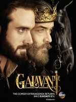 Постер Галавант 2 сезон