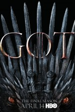 Постер Игра престолов 8 сезон