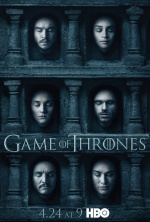 Постер Игра престолов 6 сезон