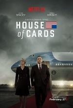 Постер Карточный домик 3 сезон