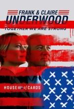 Постер Карточный домик 5 сезон
