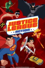 Постер Лига справедливости 1 сезон