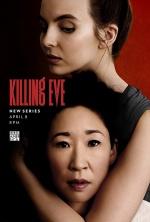 Постер Убивая Еву 1 сезон