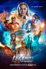 Постер Легенды завтрашнего дня 3 сезон