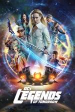 Постер Легенды завтрашнего дня 4 сезон