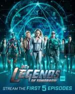 Постер Легенды завтрашнего дня 5 сезон