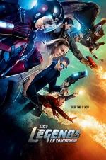 Постер Легенды завтрашнего дня 1 сезон