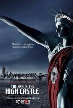 Постер Человек в высоком замке 2 сезон