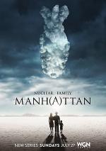 Постер Манхэттен 1 сезон