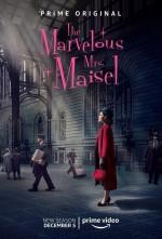 Постер Удивительная миссис Мейзел 2 сезон