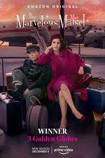 Постер Удивительная миссис Мейзел 3 сезон