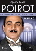 Постер Пуаро 1 сезон